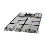 Supermicro SuperStorage 5019D8-TR12P Intel SoC FCBGA2518 Rack (1U) Black