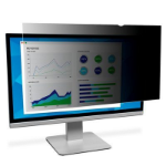 "3M PF207W9B Frameless display privacy filter 52.6 cm (20.7"")"