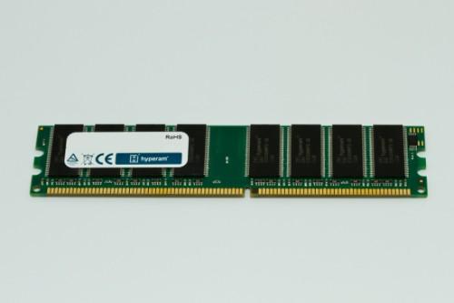 Hypertec HYU127328256OE (Legacy) 0.25GB DDR memory module