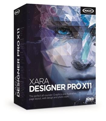 Magix Xara Designer Pro X11 1 Lizenz(en) Elektronischer Software-Download (ESD) Deutsch