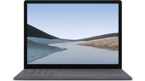 Microsoft Surface Laptop 3 Platinum Notebook 34.3 cm (13.5