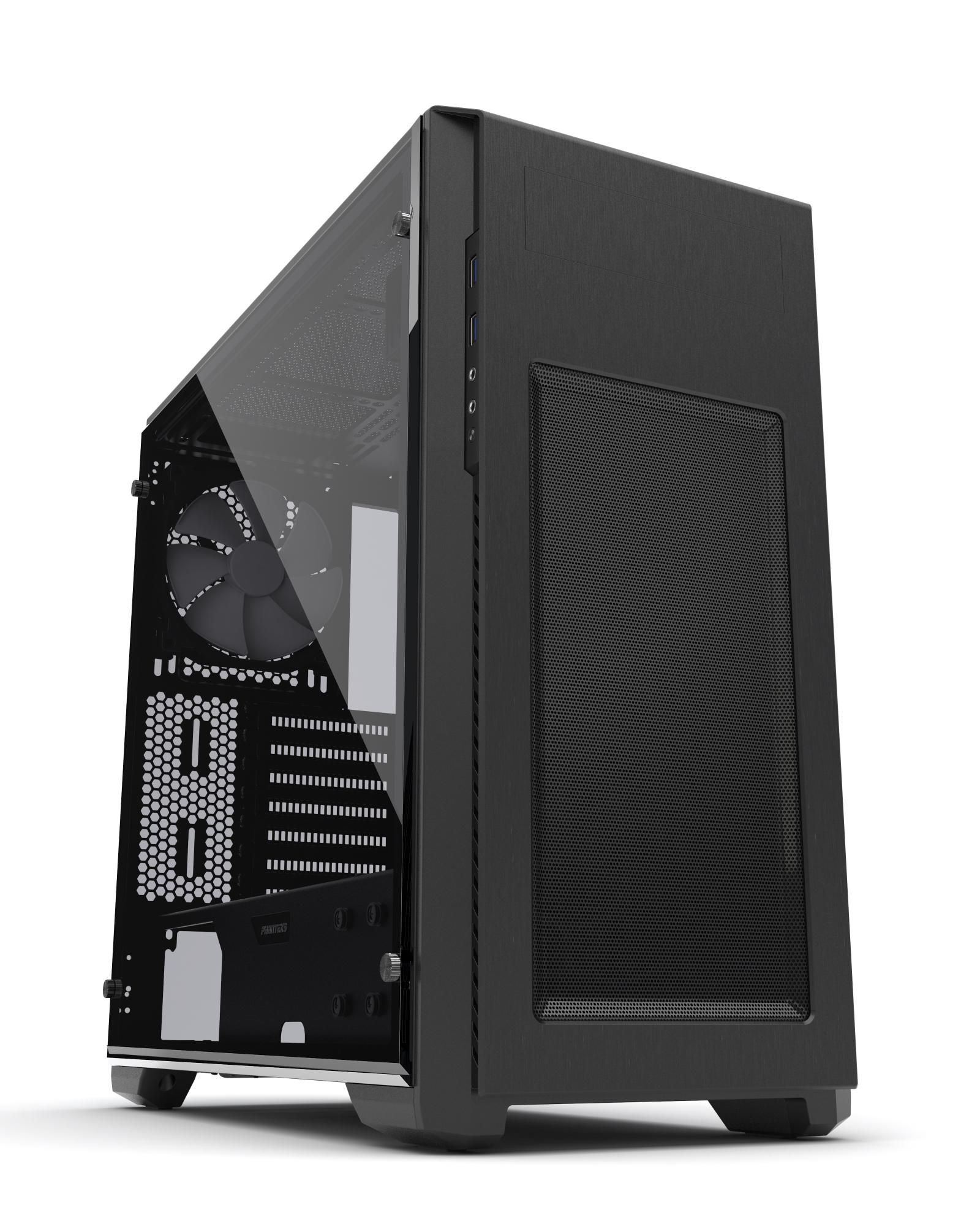 Phanteks Enthoo Pro M Midi-Tower Black