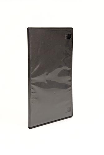 Fellowes 9830201 DVD case 1discs Black