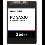 "Western Digital PC SA530 internal solid state drive 2.5"" 256 GB Serial ATA III"