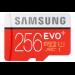 Samsung EVO+ MB-MC256D 256GB MicroSDXC Class 10 memory card