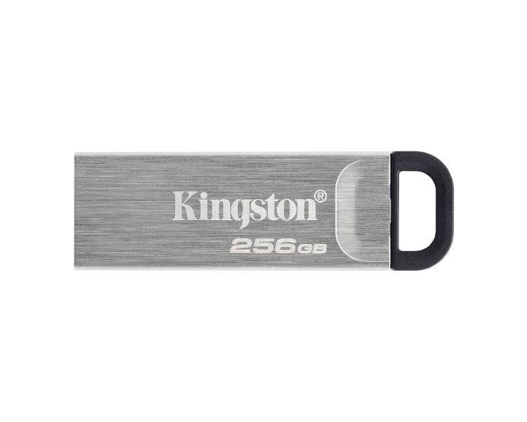 Kingston Technology DataTraveler Kyson unidad flash USB 256 GB USB tipo A 3.2 Gen 1 (3.1 Gen 1) Plata