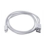 Spire C-USB-LIGHTNING-BL lightning cable 1 m White