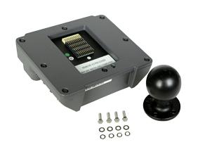 Honeywell VM1002VMCRADLE soporte Ordenador portátil Negro