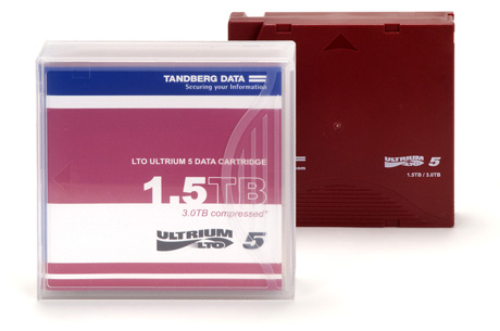 Tandberg Data OV-LTO901505 blank data tape LTO 1500 GB 1.27 cm