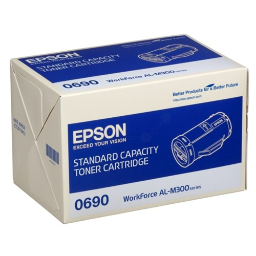 Epson C13S050690 (0690) Toner black, 2.7K pages