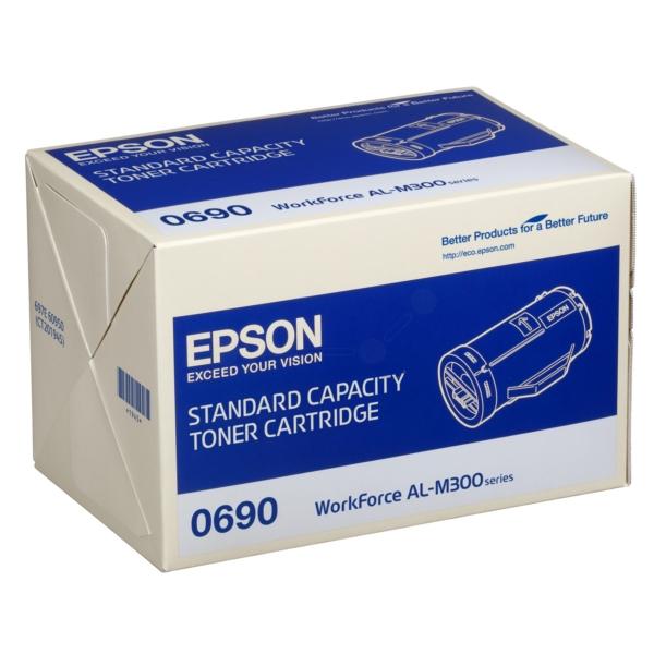 Epson C13S050690 (0690) Toner black, 2.7K pages