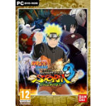BANDAI NAMCO Entertainment NARUTO SHIPPUDEN: ULTIMATE NINJA STORM 3 FULL BURST, PC video game Basic English