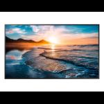 "Samsung QH50R Digital signage flat panel 127 cm (50"") 4K Ultra HD Black Built-in processor Tizen 4.0"