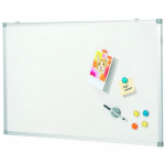 QUARTET ECONOMY MAGNETIC WHITEBOARD 900 X 600MM