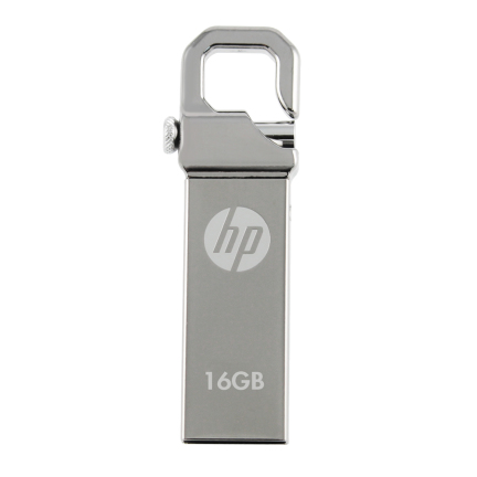 PNY HP v250w 16GB USB flash drive USB Type-A 2.0 Stainless steel