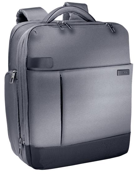 """Leitz 60170084 15.6"""" Backpack Black,Blue notebook case"""