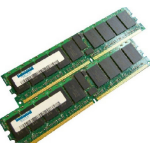 Hypertec 4GB PC2-3200 Kit 4GB DDR2 400MHz memory module