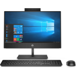 "HP ProOne 600 G5 54.6 cm (21.5"") 1920 x 1080 pixels Touchscreen 9th gen Intel® Core™ i5 8 GB DDR4-SDRAM 256 GB SSD Windows 10 Pro Wi-Fi 5 (802.11ac) All-in-One PC Black"