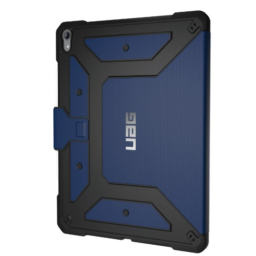 """Urban Armor Gear 121396115050 tablet case 32.8 cm (12.9"""") Folio Blue"""