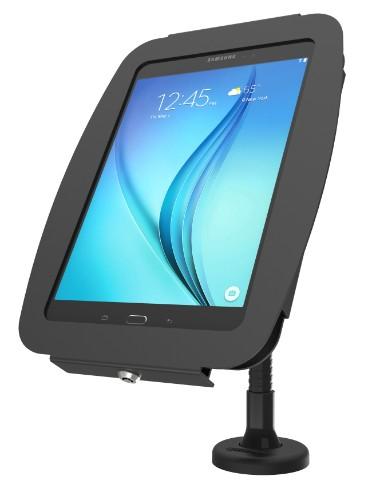 "Maclocks 159B910AGEB 10.1"" Black tablet security enclosure"
