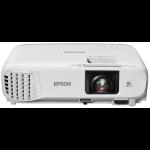 Epson EB-W39 Desktopprojector 3500ANSI lumens 3LCD WXGA (1280x800) Wit beamer/projector