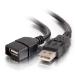 C2G 3 m USB 2.0 cable USB USB A Negro