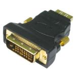 Spire DVI-D - HDMI DVI-D 25-pin HDMI 19-pin Black