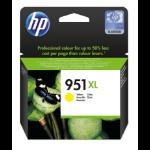 HP 951XL originele high-capacity gele inktcartridge