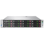 Hewlett Packard Enterprise ProLiant DL380 Gen9 2.4GHz E5-2620V3 800W Rack (2U) server