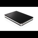 Toshiba STOR.E SLIM 2.5 1TB 1000GB Black external hard drive