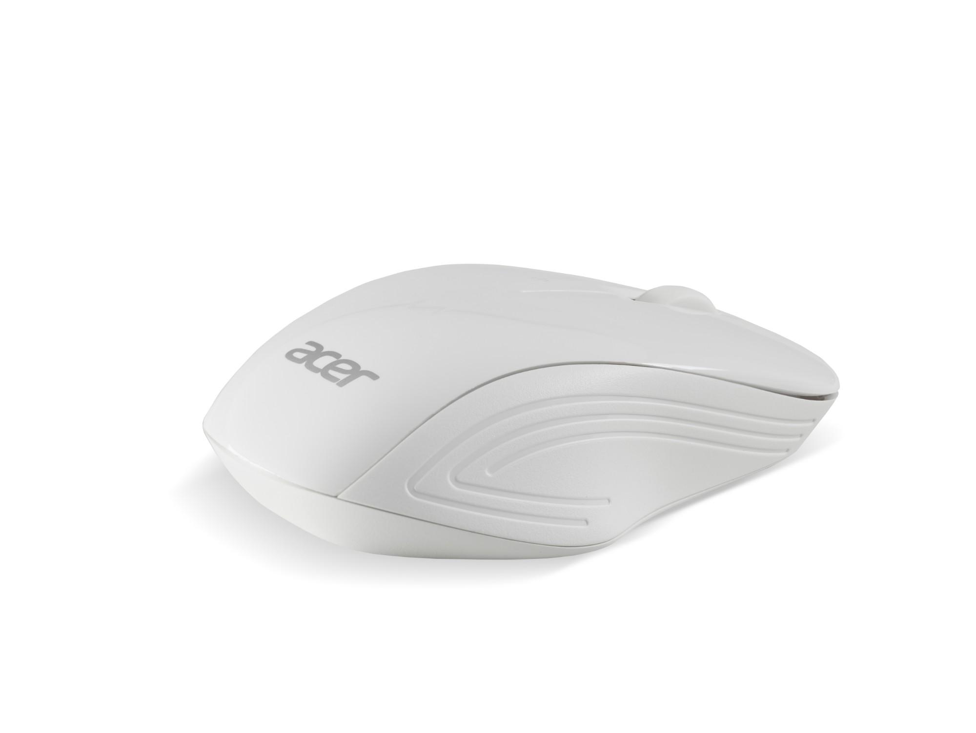 Acer AMR510 mice RF Wireless Optical 1000 DPI Ambidextrous White