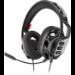 Plantronics RIG 300HC Auriculares Diadema Negro
