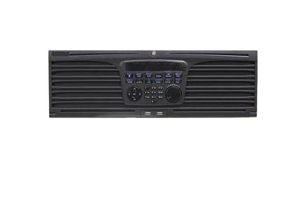 Hikvision Digital Technology DS-9664NI-I16 network video recorder 3U Black