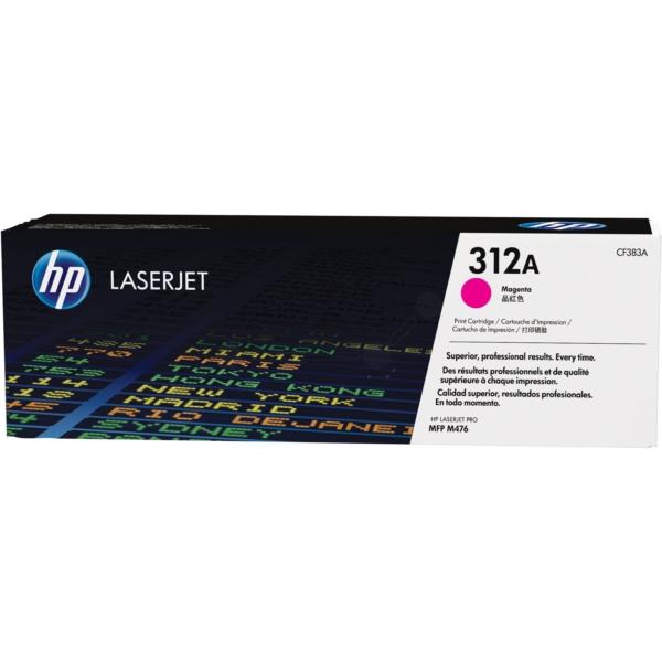 HP CF383A (312A) Toner magenta, 2.7K pages