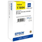 Epson C13T789440 (T7894) Ink cartridge yellow, 4K pages, 34ml