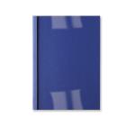 GBC LeatherGrain Thermal Binding Covers 1.5mm Royal Blue (100)