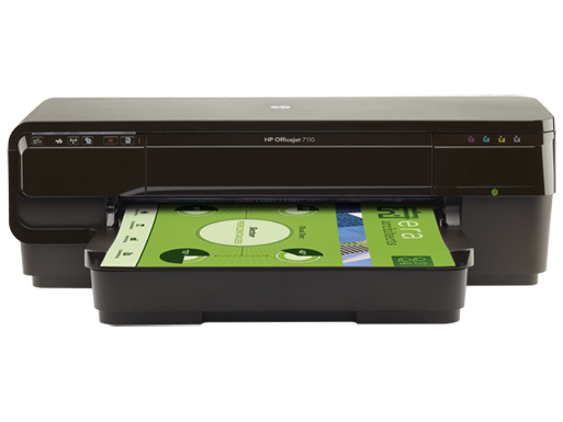 HP Officejet 7110 Wide Format ePrinter 4800 x 1200 DPI 250 sheets - CR768A#A81