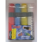Pentel Jumbo Chalk Markers Assorted Colours Pack 4