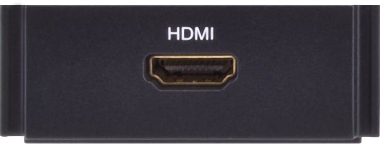 Single Hdmi Module With Integrated Cable