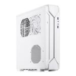 Silverstone Raven RVZ03W Mini-ITX HTPC Case - White (SST-RVZ03W)