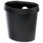 Avery DR500BLK trash can