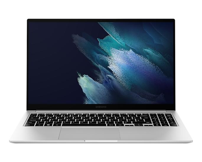 """Samsung Galaxy Book NP755XDA-KB1UK notebook 39.6 cm (15.6"""") Full HD 11th gen Intel-« CoreÔäó i5 8 GB LPDDR4x-SDRAM 256 GB SSD Wi-Fi 6 (802.11ax) Windows 10 Pro Silver"""