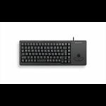 Cherry XS Trackball USB QWERTY UK English Black