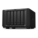 Synology DiskStation DS1517 5 bay 30TB (Seagate Ironwolf Pro); Annapurna Labs Alpine AL-314 Quad Core 1.7 GHz