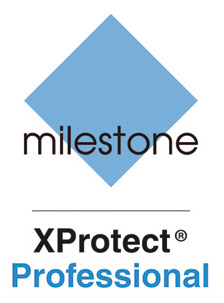 Milestone Srl XProtect Professional Base Server License