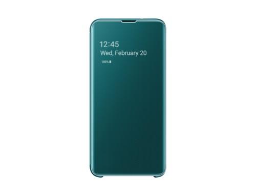"""Samsung EF-ZG970 mobile phone case 14.7 cm (5.8"""") Flip case Green"""