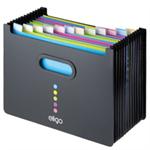 Snopake 15174 file storage box Polypropylene (PP) Black