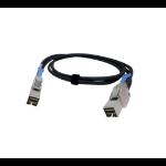 QNAP САВ-SAS20M-8644 2 m Black