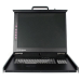 "StarTech.com 1U DuraView 19"" Folding LCD Rack Console RKCONS1901GB"