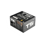 XFX TS, 550W 550W Black power supply unit